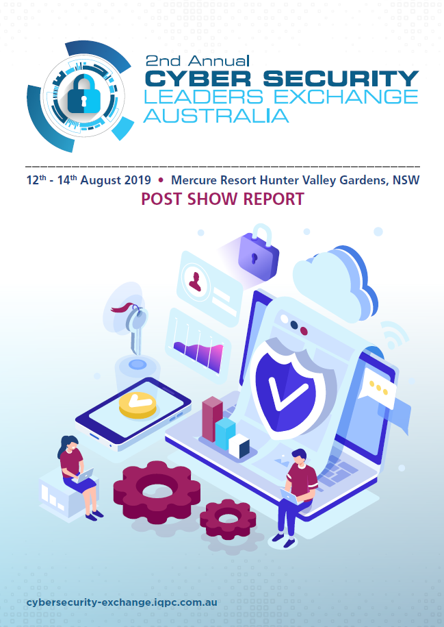 Cyber Security Leaders Exchange 2019 Post Show Report