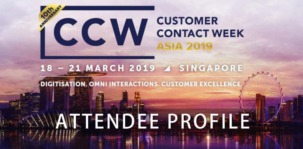CCWASIA 2019 Sample Attendee List