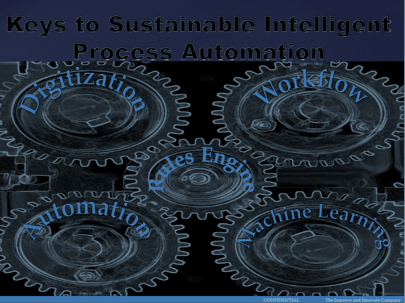 Keys to Sustainable Intelligent Process Automation