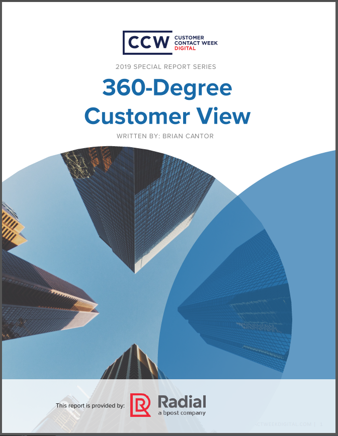 Special Report: 360-Degree Customer View