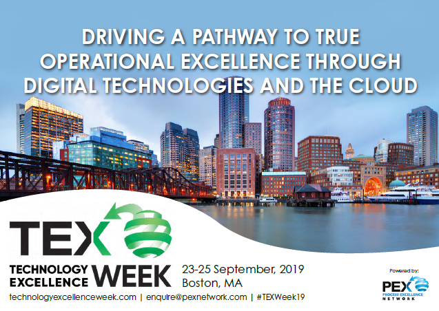 Technology Excellence Week 2020 Draft Agenda