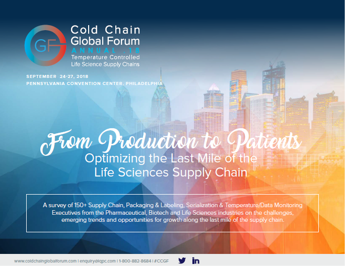 Industry Report - Optimizing the Last Mile of the Supply Chain