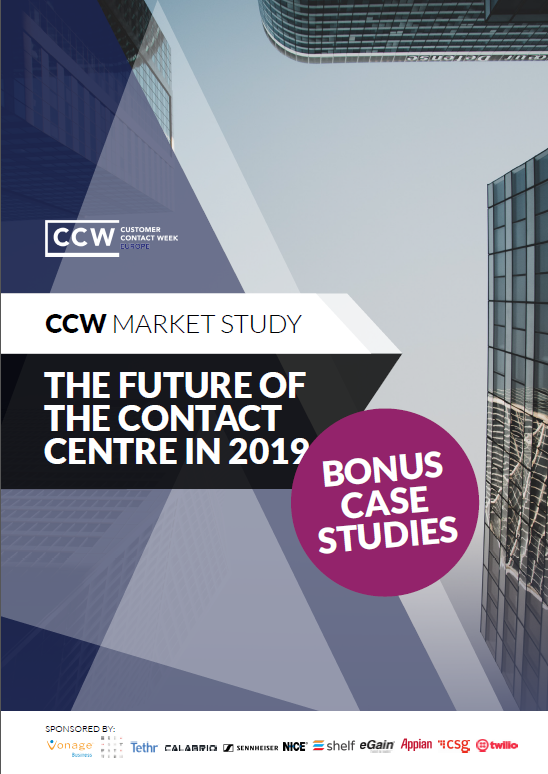 The Future of Contact Centre - Bonus Case Studies
