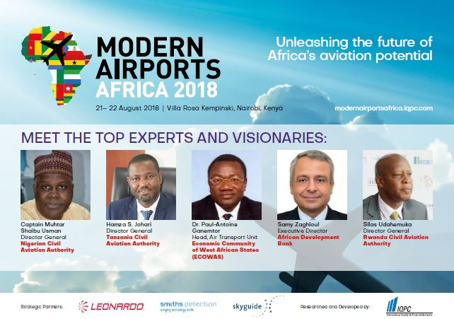 Brochure - Modern Airports Africa 2018