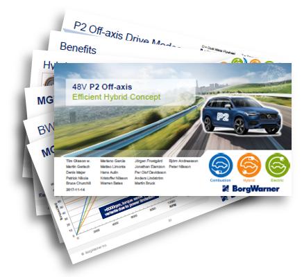 Partner Content: Free BorgWarner Presentation - 48V P2 Off-axis