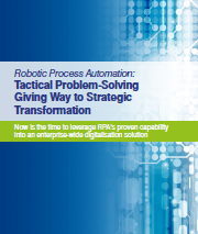 Insights from the APAC Region: Process Automation: Tactical Problem-Solving Giving Way to Strategic Transformation