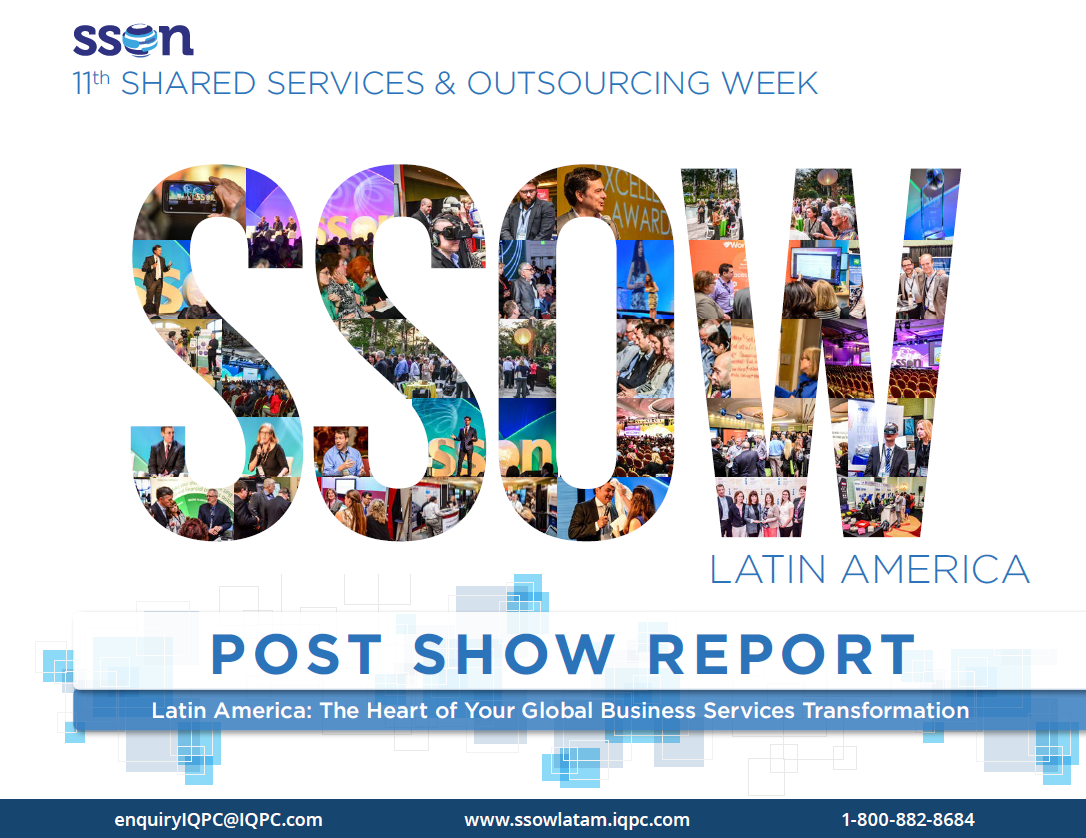 Post Show Report: Looking Back at Latin America Shared Services & Outsourcing Week 2017