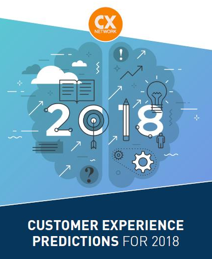 Customer Experience Predictions for 2018