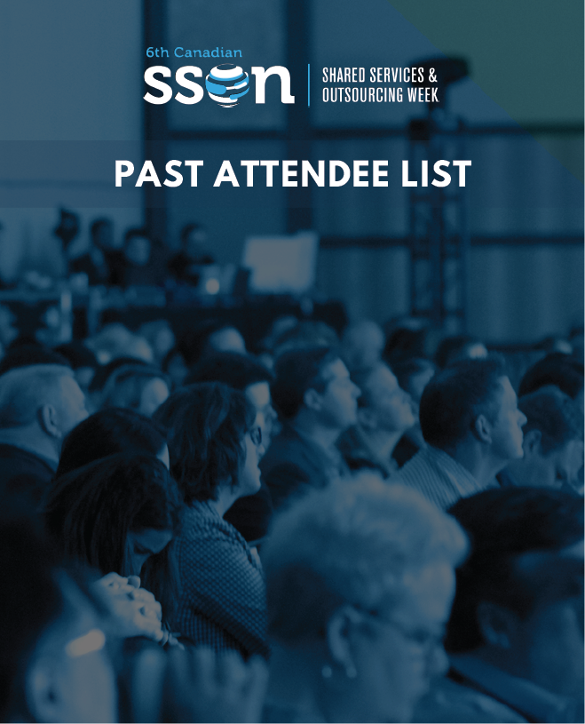 SSOW Canada 2019: Past Attendee List