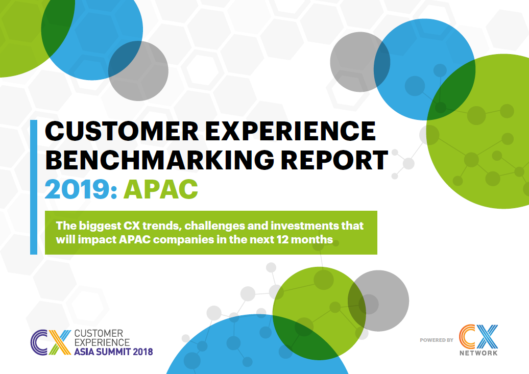 Customer Experience Benchmarking Report 2019: APAC