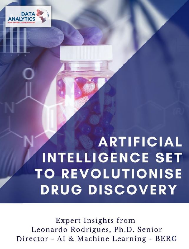 Artificial Intelligence set to Revolutionise Drug Discovery