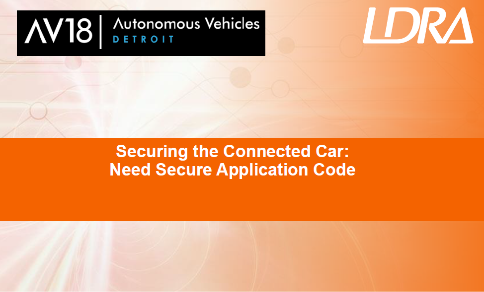 Focused on Autonomous Car System Architecture? Don't Forget Application Code Matters!