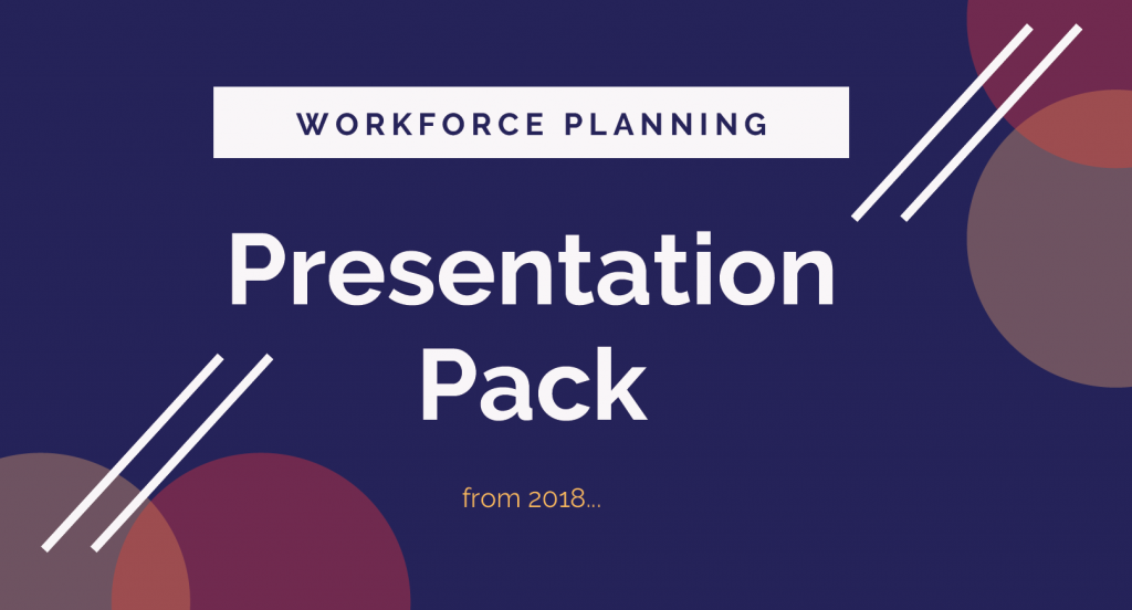 Workforce Planning Presentation Packet
