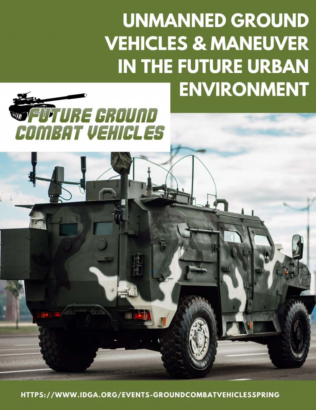 Unmanned Ground Vehicles & Maneuver  In The Future Urban Environment