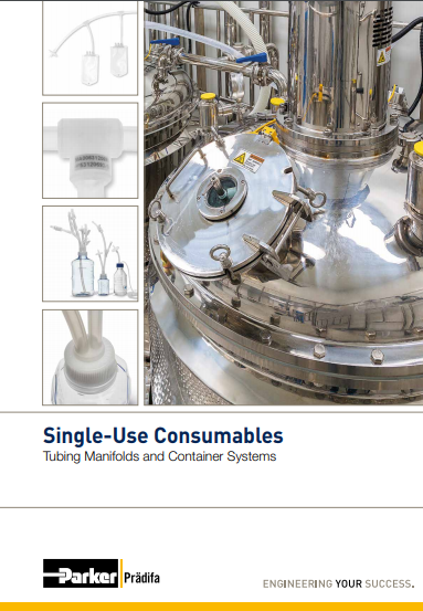 Single-Use Consumables – Tubing Manifolds and Container Systems