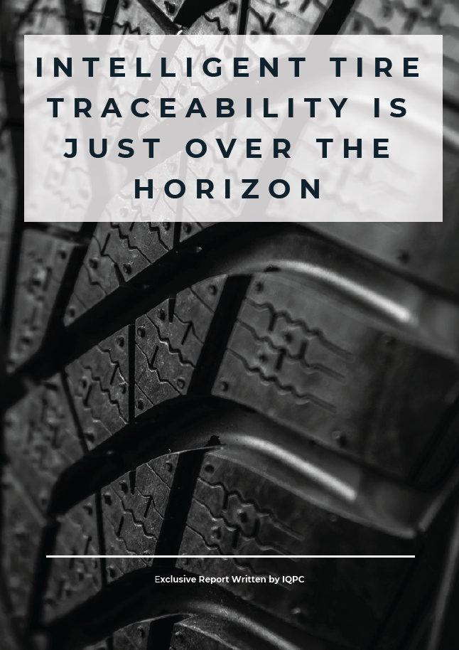 Report on Intelligent Tire Traceability