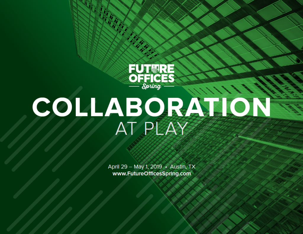 Future Offices Spring: Event Guide