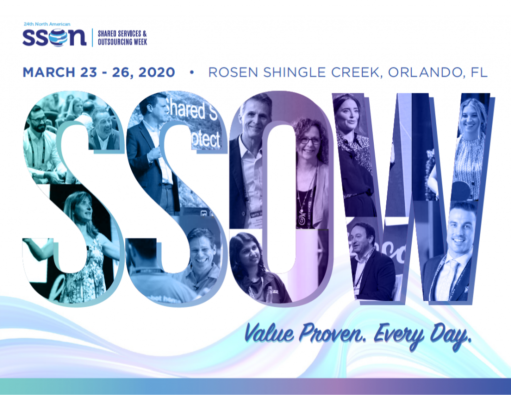 Access Your Shared Services & Outsourcing Week 2020 Event Guide