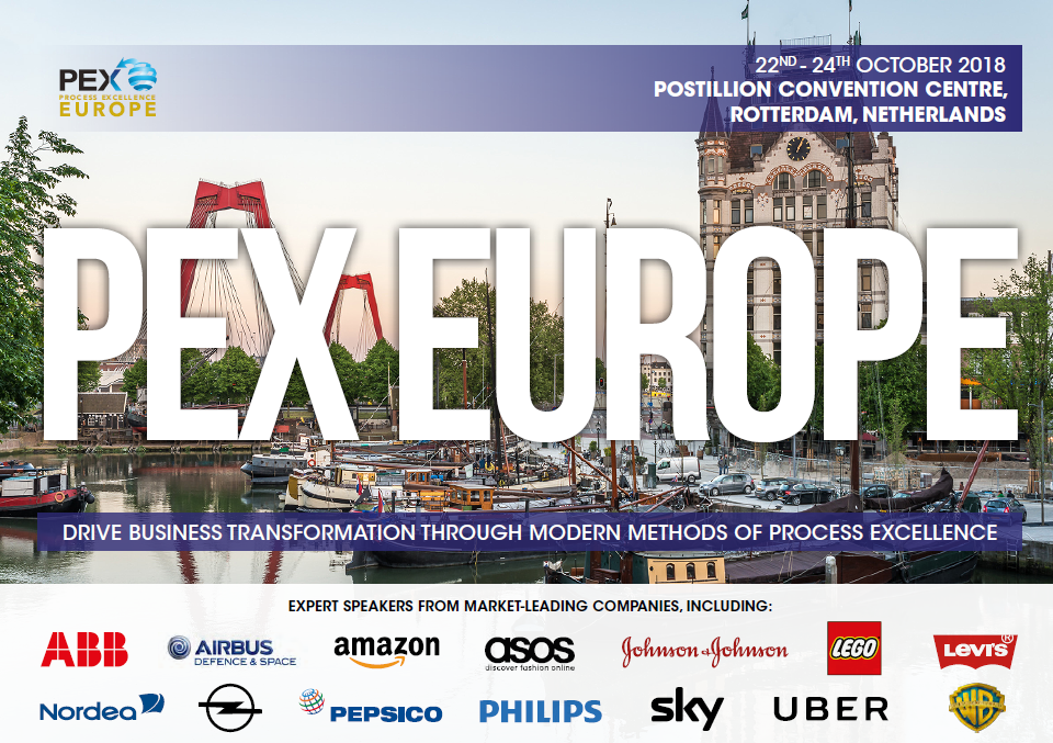 Process Excellence Europe Agenda