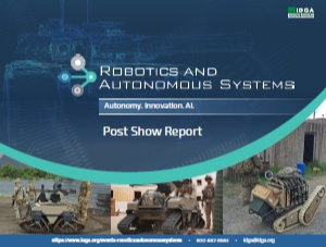 Robotics & Autonomous Systems Post Show Report
