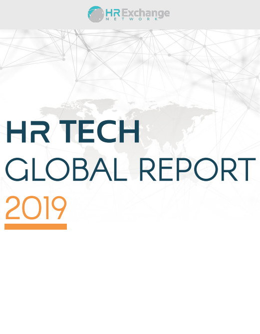 Human Resources Techology Global Report 2019