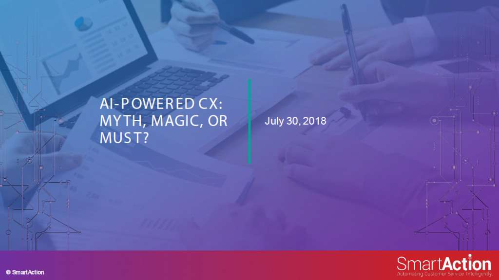 AI-Powered CX: Myth, Magic, or Must?