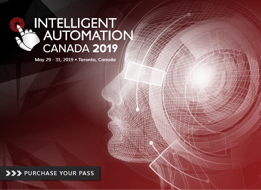 Intelligent Automation Canada 2019 - Event Guide