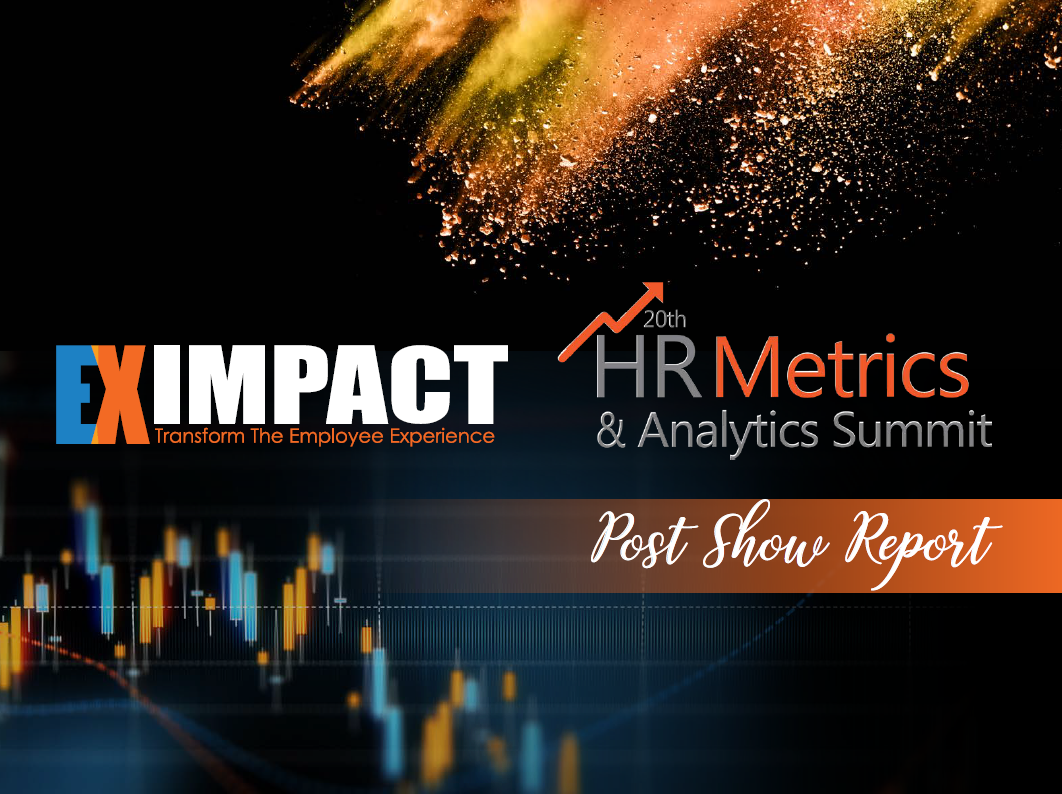 20th HR Metrics & Analytics Summit - Post Show Report