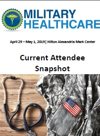 Military Healthcare Current Attendee Snapshot
