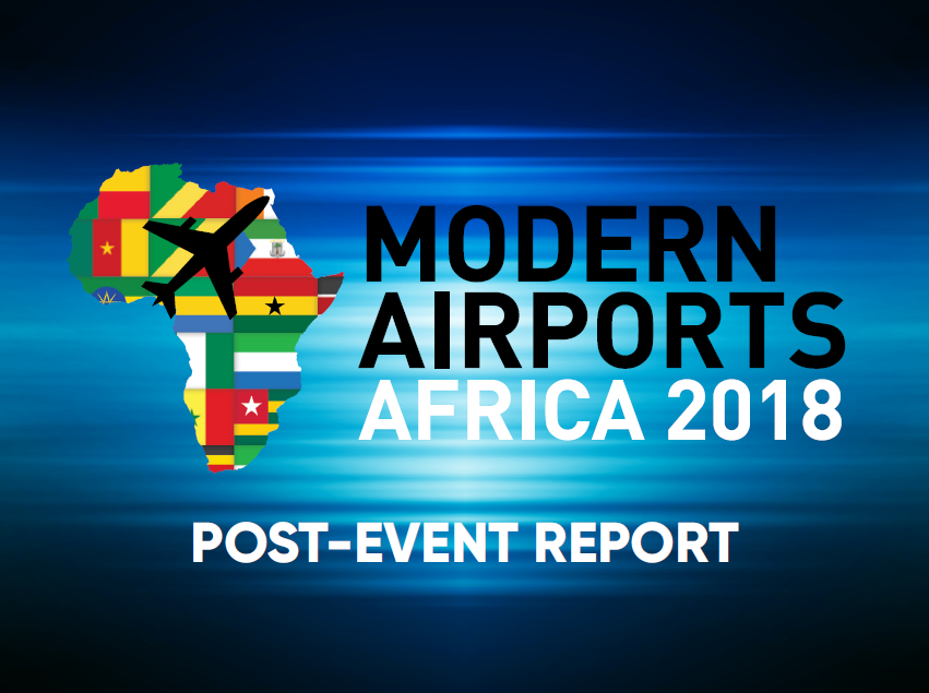 Post-Event Report: Modern Airports Africa 2018