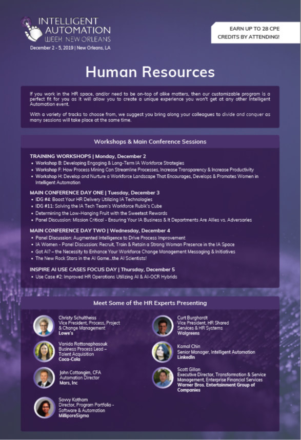 Human Resources Spotlight