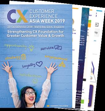 CX Asia Week 2019 - Full Brochure