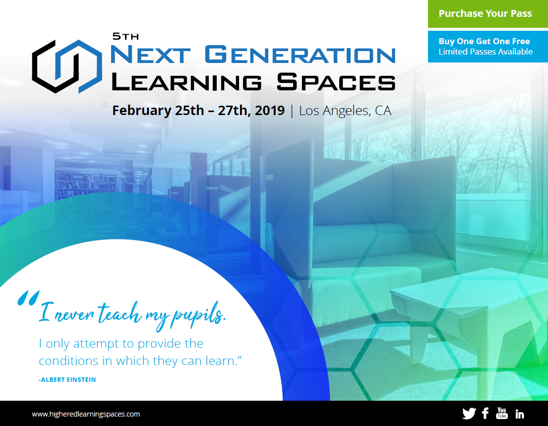 Event Guide: 5th Next Generation Learning Spaces