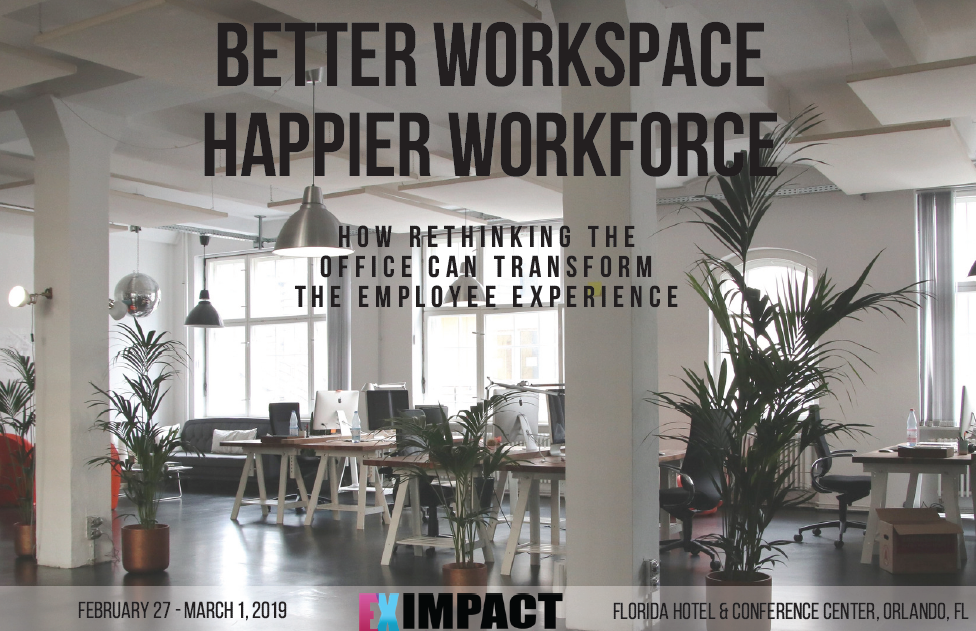 Better Workspace, Happier Workforce