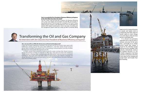Transforming the Oil and Gas Company with Equinor