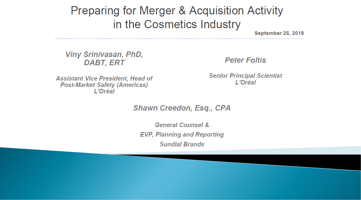 Preparing for a Merger or Acquisition from Both Sides of the Equation