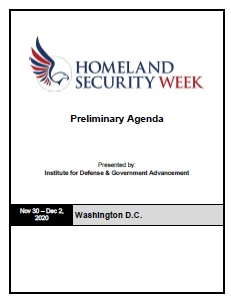 Homeland Attendee Agenda