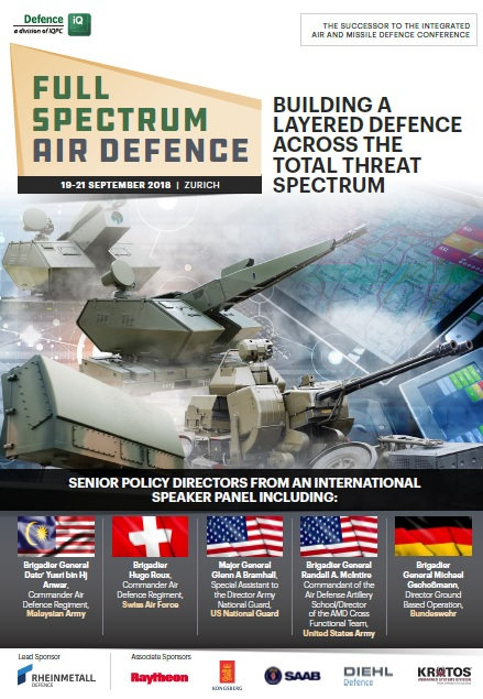 Download the Full Spectrum Air Defence International Event Guide