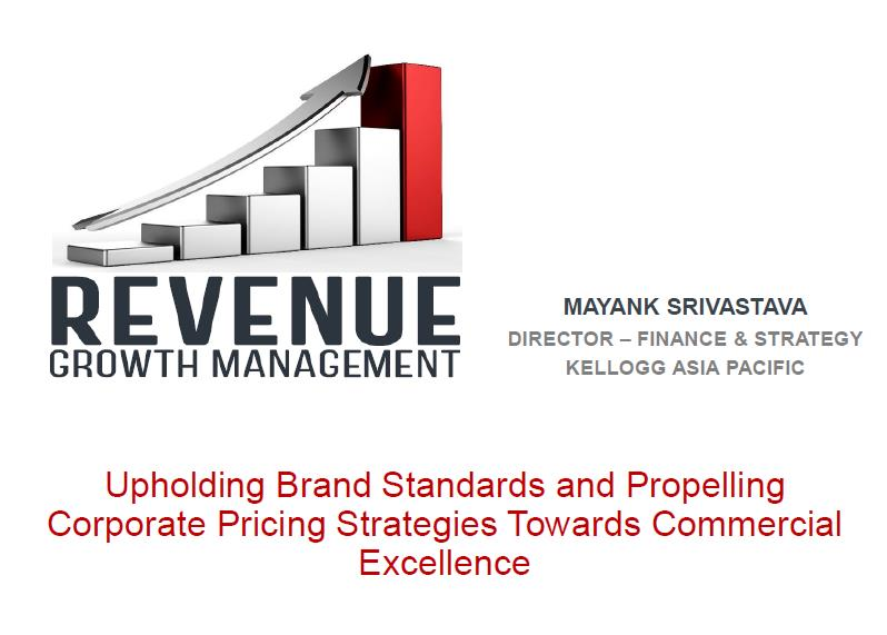 Upholding Brand Standards and Propelling Corporate Pricing Strategies Towards Commercial Excellence