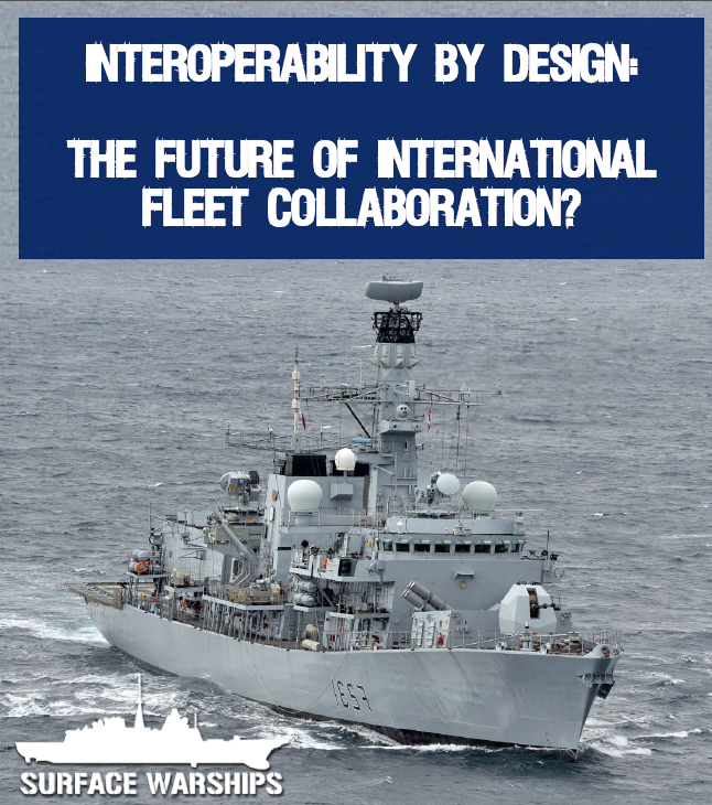 Interoperability by design: The future of naval fleet collaboration?