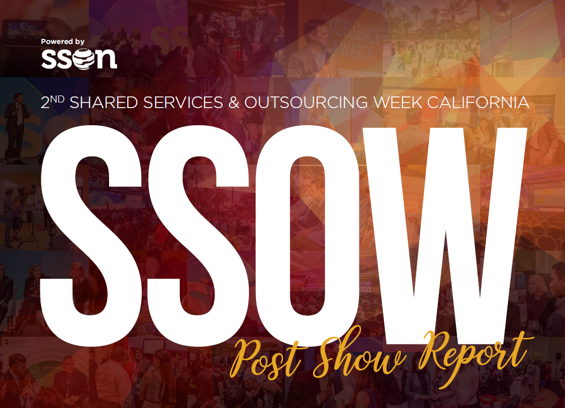Shared Services Week Autumn - View the Post Show Report!