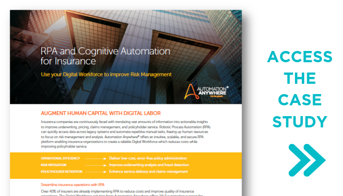 [Case Study] Automation Anywhere: How RPA can cut processing times by 70%