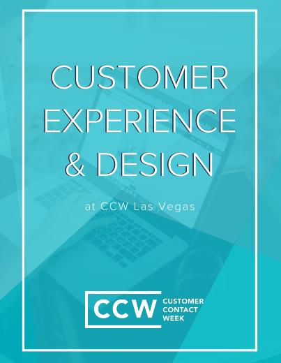 CX & Design at CCW Las Vegas