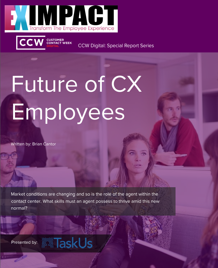 The Future of CX Employees