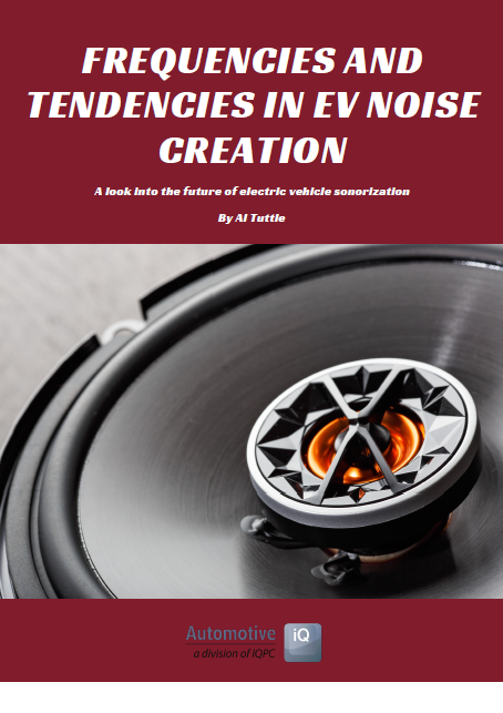Report on Frequencies and Tendencies on EV Noise Creation