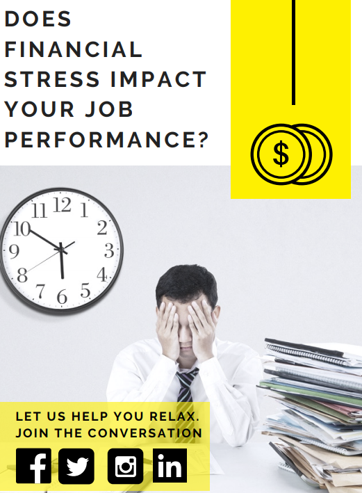 Does Financial Stress Impact Your Job Performance?