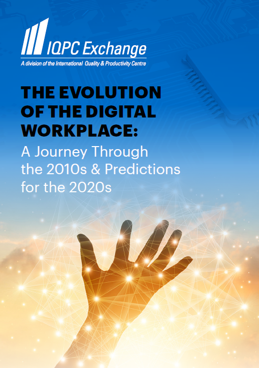 Evolution of the Digital Workplace