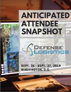 Defense Logistics Anticipated Attendee Snapshot