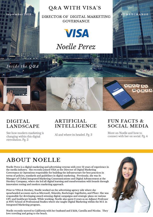 Q&A with Director of Digital Marketing Governance - Visa
