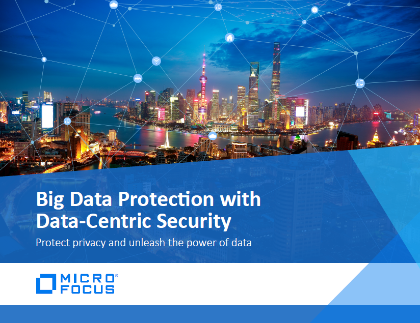 Big Data Protection with Data-Centric Security
